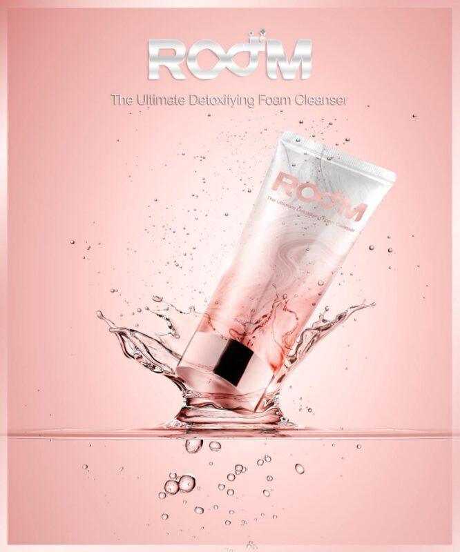 โฟมล้างหน้าที่ดีที่สุด Room The Utimate Detoxifying Foam Cleanser